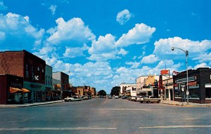 Downtown Colby, Kansas