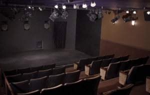 Typical small theater for acting class