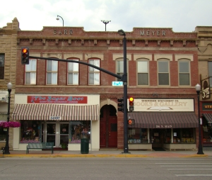 Sheridan Stationery on Main Street